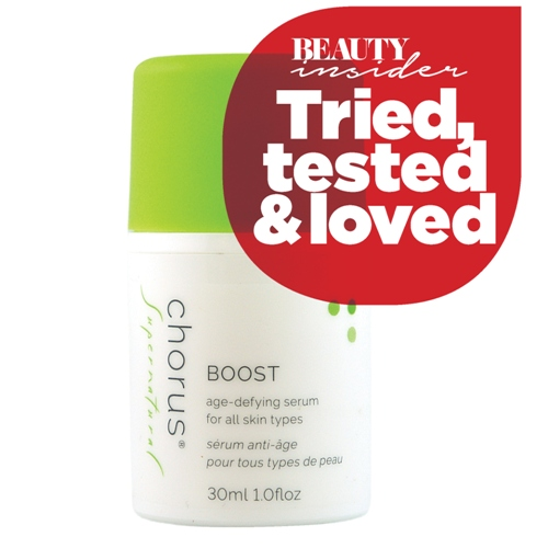 BOOST | Age-Defying Serum | Instantly Hydrates & Plumps Dry Tired Skin