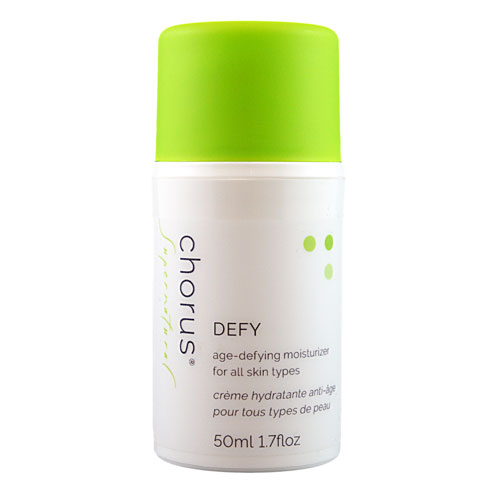 DEFY | Age-Defying Moisturizer | Light & Fast Absorbing Suitable For All Skin Types | Hydrated Dewy Skin