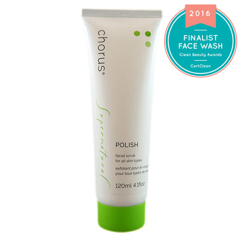 POLISH | Radiance Facial Scrub | Removes Dead Cells & Impurities | For Daily Smooth, Fresh, Radiant Skin