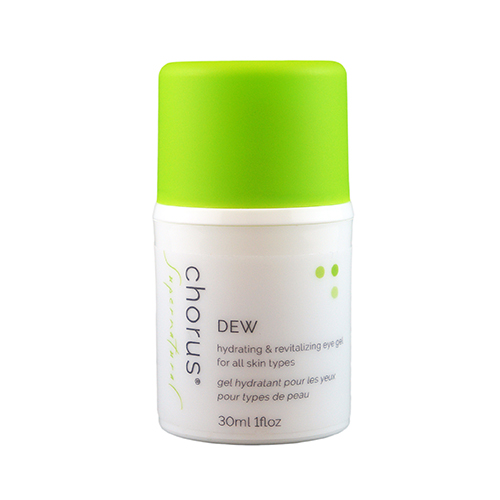 DEW | Hydrating & Revitalizing Eye Gel | Protects & Moisturizes Sensitive Skin | Soothed Eye Contour