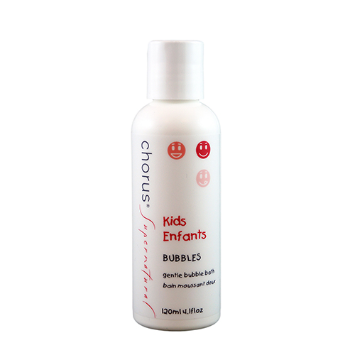 BUBBLES   Gentle Bubble Bath   Formulated For Baby Head-To-Toe Wash   Pure, Safe & Natural