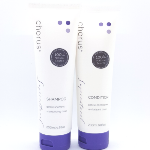 GENTLE SMOOTH & SCALP PROTECT SET | Shampoo & Conditioner