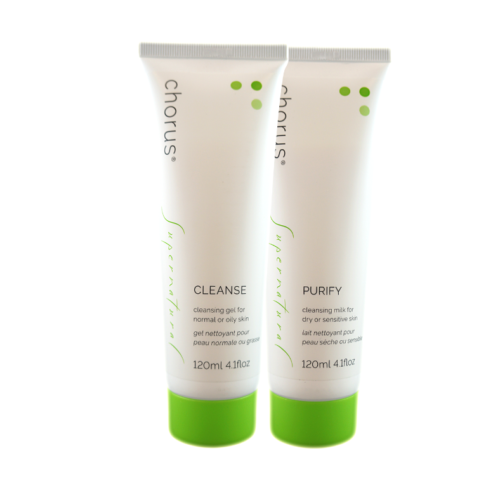 CLEANSE & PURIFY   Double Cleanse Set   Daily Use For All Skin Types