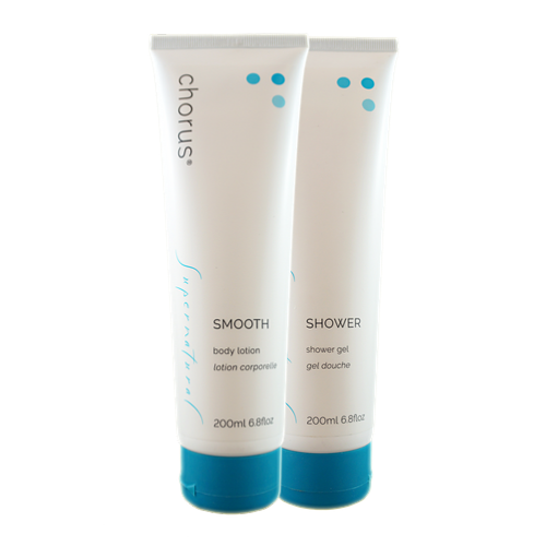 SMOOTH & SHOWER | Moisturizing Body Lotion & Shower Gel | Leaves Skin Healthy & Hydrated | Suitable For Sensitive Skin